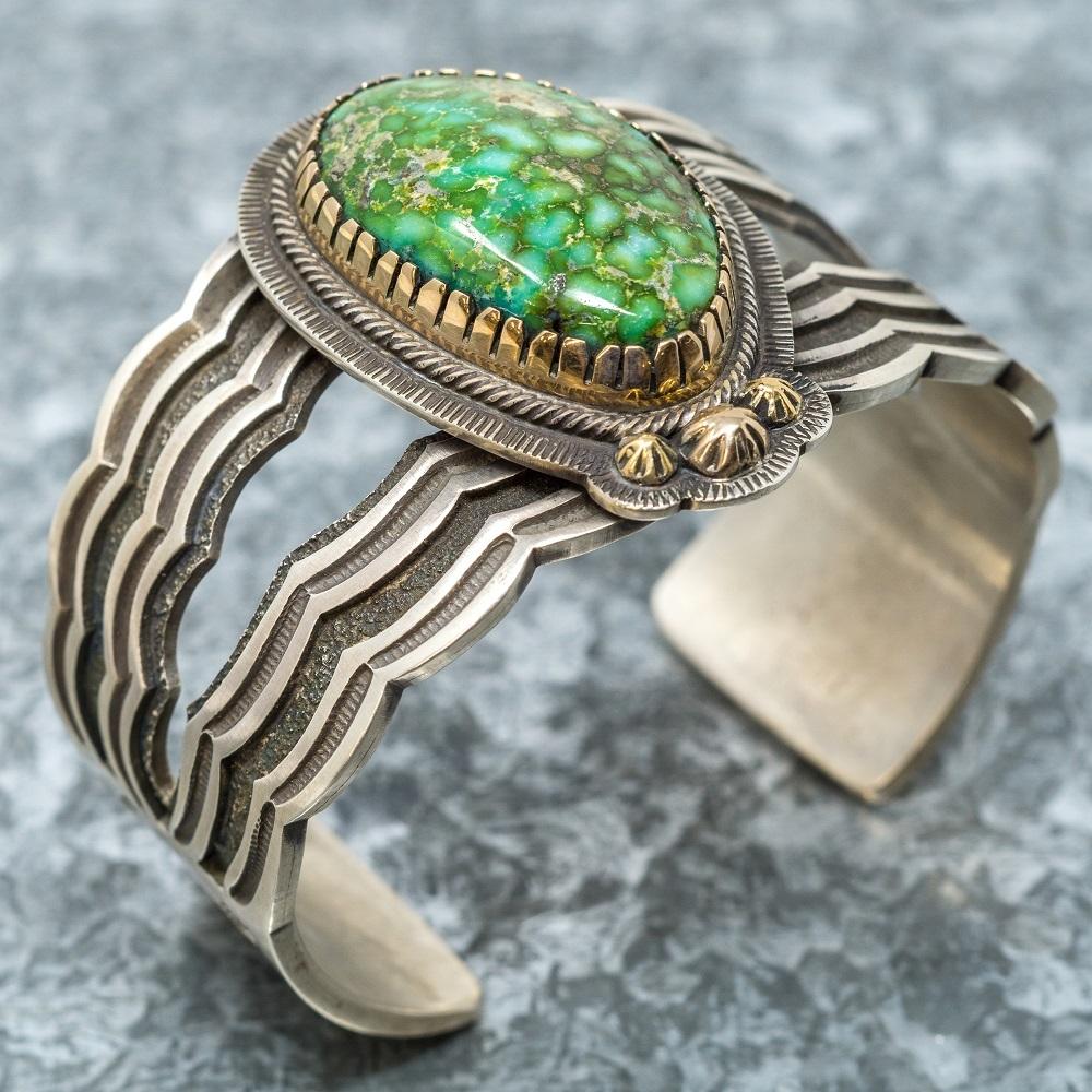 Tommy Jackson Larry Cooley Turquoise Bracelet JE190080