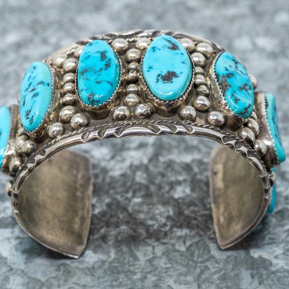 Vintage Sleeping Beauty Bracelet SB190014