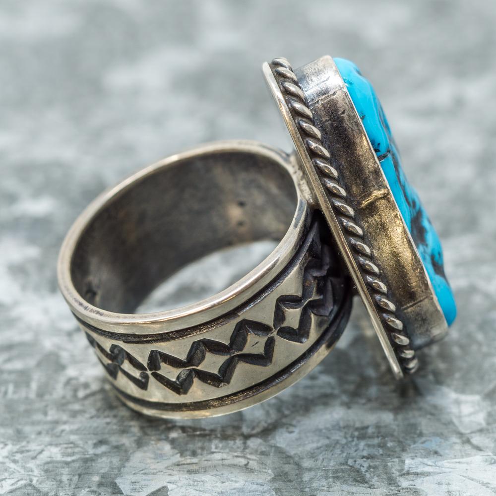 Sleeping Beauty Ring by E.M. Teller
