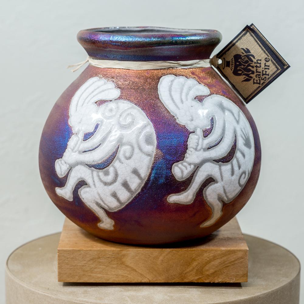 Raku Pottery SG200052
