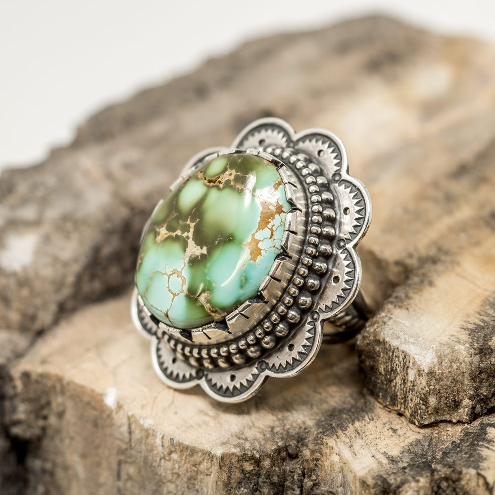 Royston Turquoise Ring JE200036