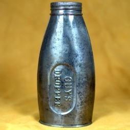 Guy's Dropper Carbide Tin Mining Flask AV160038
