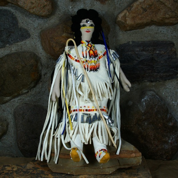 Apache Sunrise Doll by Gertrude Serna GA160012