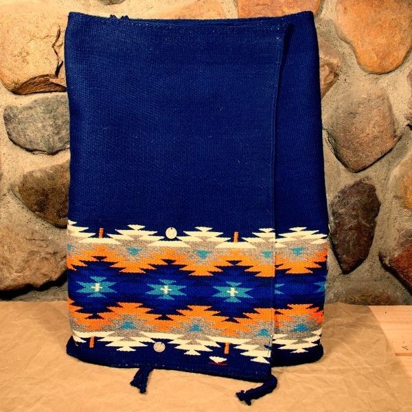 Rare Navajo Kilt by Gerard Begay GA160001
