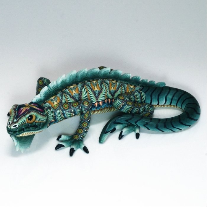 FIMOCREATIONS Mama Iguana SG170010