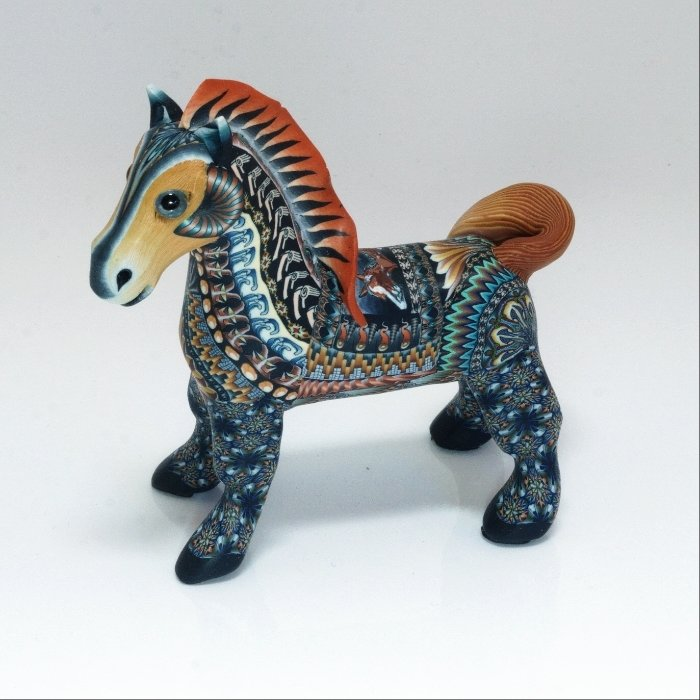 FIMOCREATIONS Baby Horse SG170018