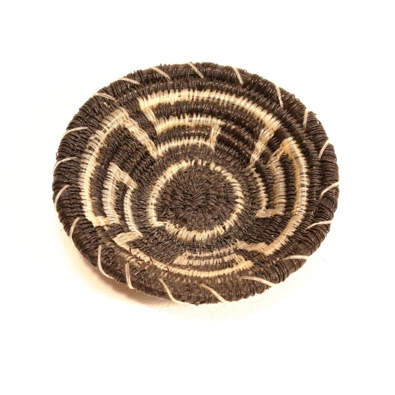 Tohono O'odham Horse Hair Basket GA170112