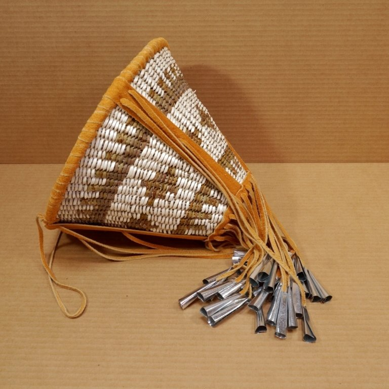 "Apache Burden Basket 12 1/2"" GA170129"