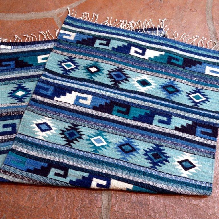 Zapotec Handwoven Rug SG170089
