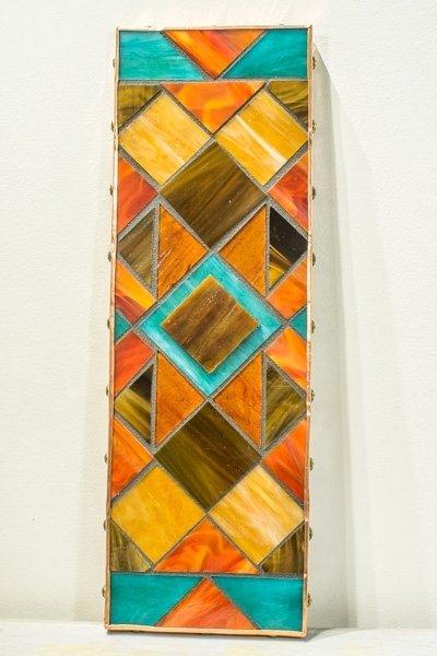 Mountain Mosaics Wall Art SG180017