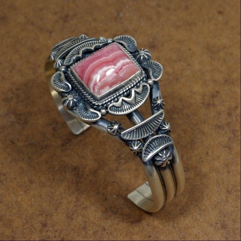Rhodocrosite Bracelet JE170160