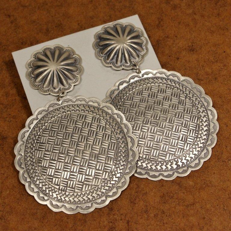 Sterling Silver Earrings JE170166