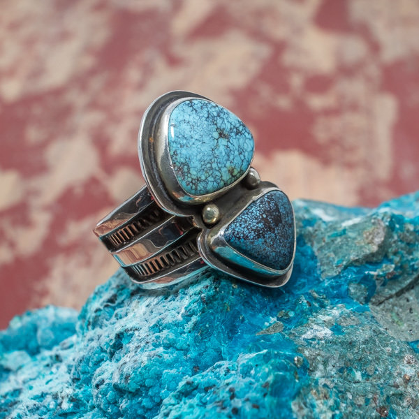 Tommy Jackson Turquoise Ring JE180045
