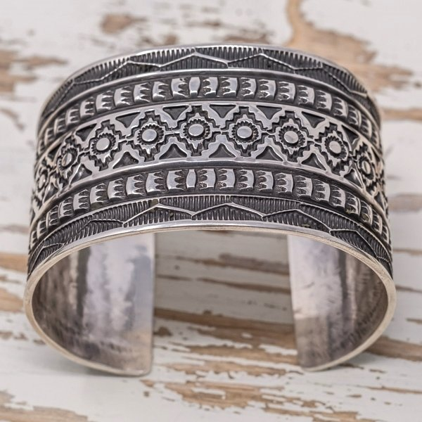 Sterling Silver Bracelet by Sunshine Reeves JE180061