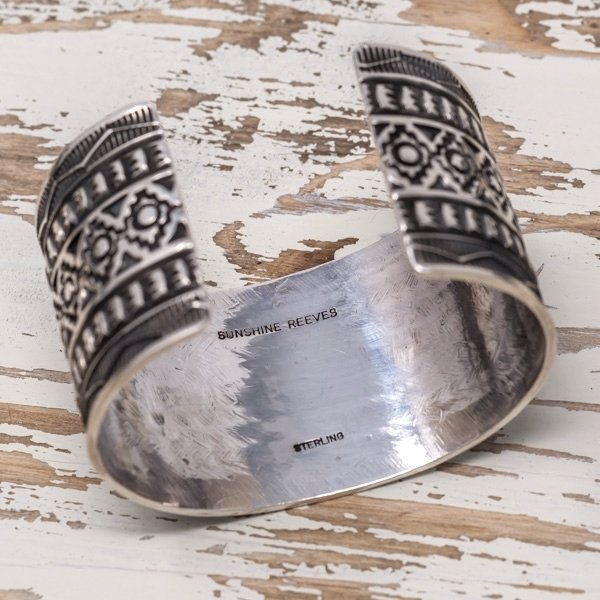 Sterling Silver Bracelet by Sunshine Reeves