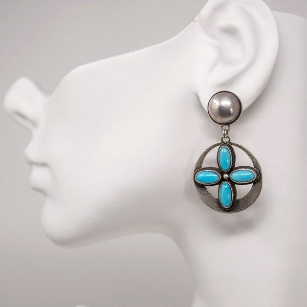 Sleeping Beauty Earrings SB180002