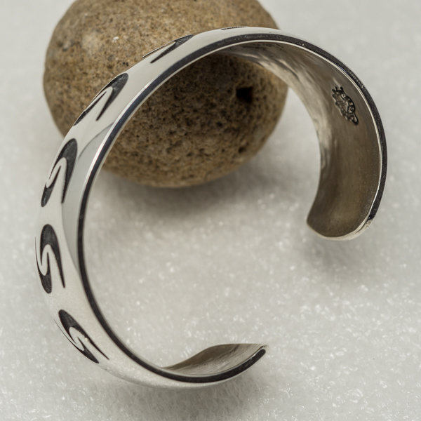 Anderson Koinva Sterling Silver Bracelet - Friendship Design