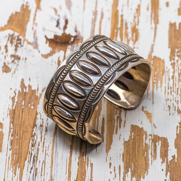 Alex Sanchez Sterling Silver Bracelet JE180130