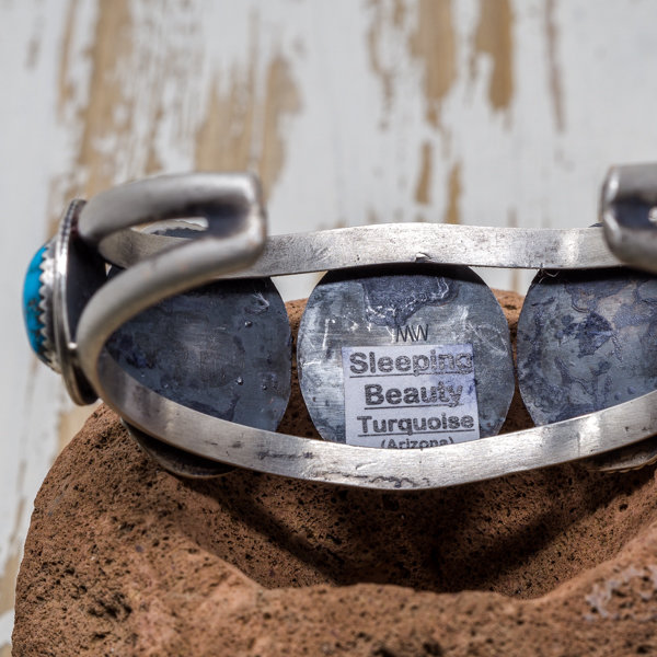 Sleeping Beauty Bracelet - Inside Engraving