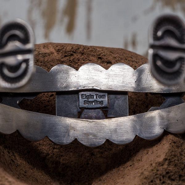 Sterling Silver Thunderbird Bracelet - Inside Engraving