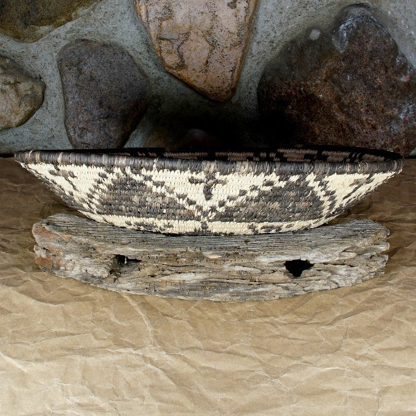 Devil's Claw and Cottonwood Plaque by Apache Artist Lillian Rasmussen