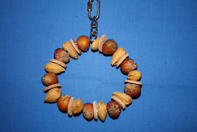 Mixed Nuts w/ Leather (approx 6