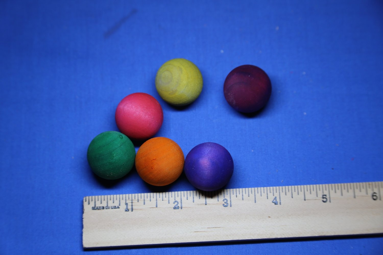 "1"" Balls"