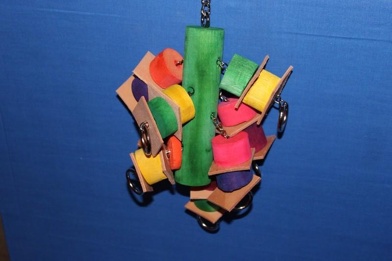 Rainbow Tree (colors may vary)