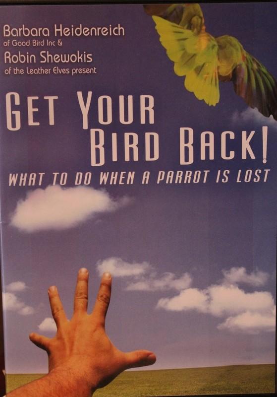 Get Your Bird Back DVD