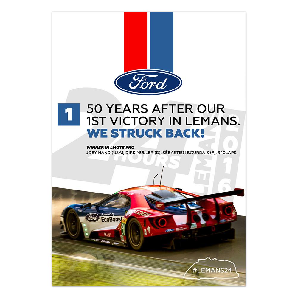 ARTWORK - Ford GT - A3