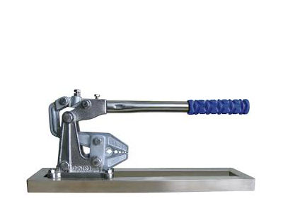 HI-LINER SSCT-180 STAINLESS STEEL BENCH CRIMPER