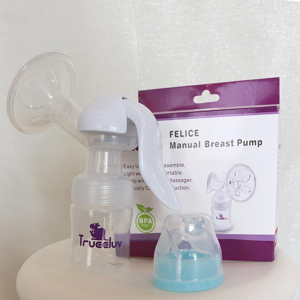 TRUEELUV - Felice Manual Breast Pump