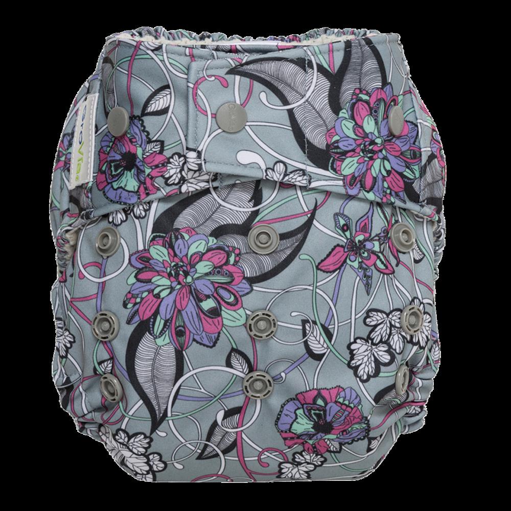 Hybrid Diaper Shell Snap - Ophelia