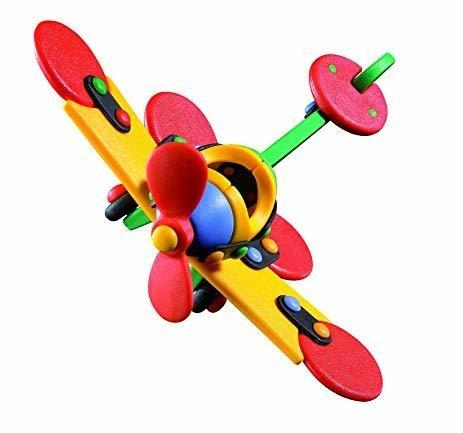 Brand New Mic-o-mic mic.o.mic Small Plane Dragonfly