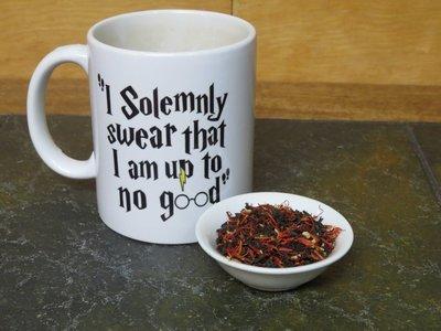 Godric's Courage (Organic Rose Ginger Black Tea)