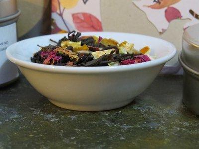 Fiaren Caravan (Organic Blend of Lapsang, Lime, and Rose)