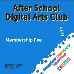 After School Digital Arts Club / Membership Fee