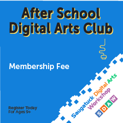 After School Digital Arts Club / Membership Fee
