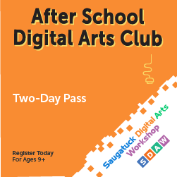After School Digital Arts Club  / Two Day Pass