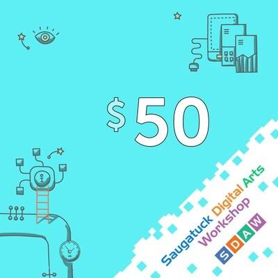 Private Lessons - $50