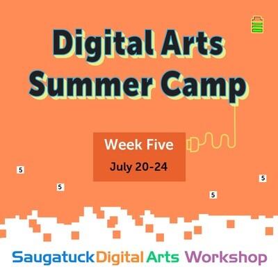 Summer Camp / Week 5