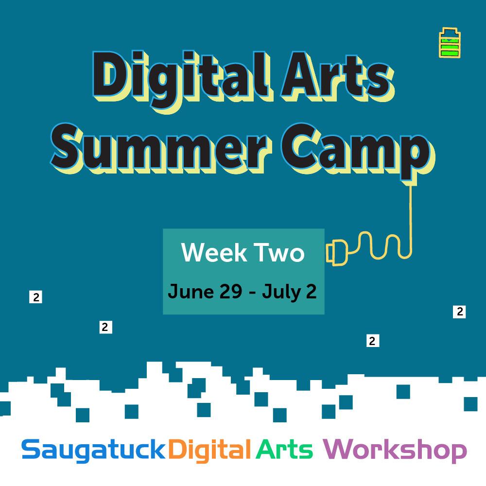 Summer Camp / Week 2