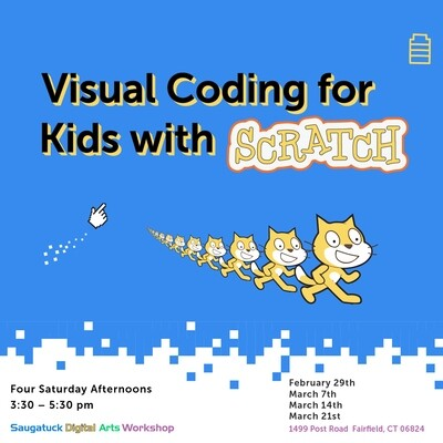 Visual Coding for Kids with Scratch