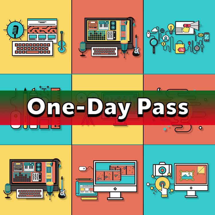 After School Digital Arts Club / One-Day Pass ASDAC1DW18