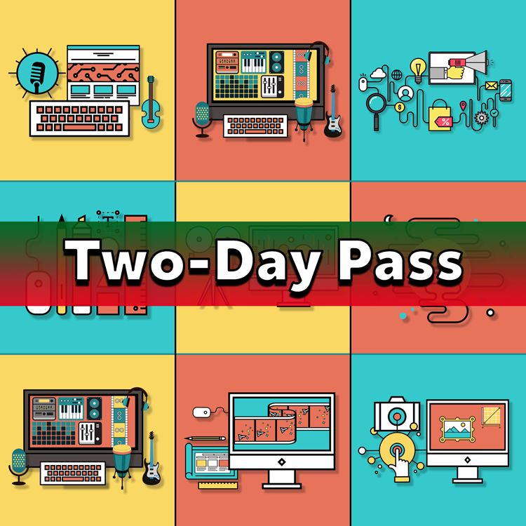 After School Digital Arts Club  / Two Day Pass ASDAC2DW18