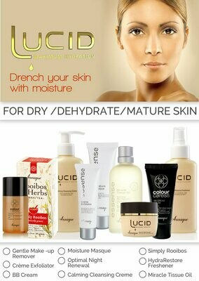 WEEKLY Facial-in-a-Bag - For Dry, Dehydrated and Mature Skin   Annique