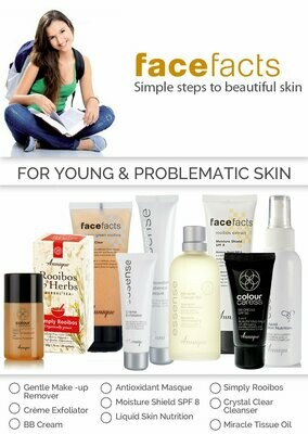 WEEKLY Facial-in-a-Bag - Young Problematic Skin   Annique