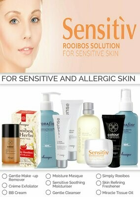 WEEKLY Facial-in-a-Bag - Sensitive / Allergic Skin   Annique
