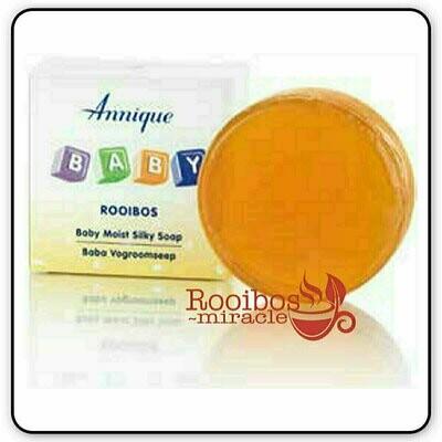 Baby Moist Silky Soap | Annique