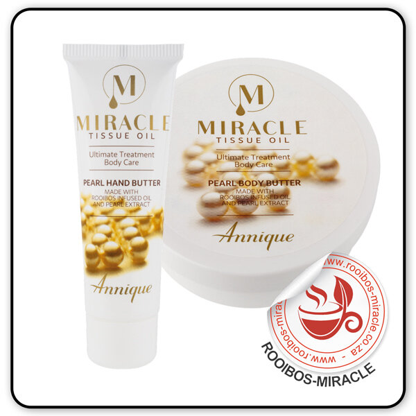 Miracle Tissue Oil Pearl Hand & Body Butter